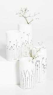 Shopbop @Home 有机形状花瓶套装
