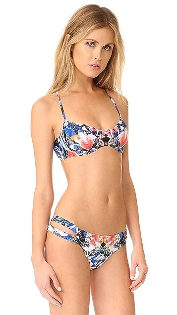 6 Shore Road Bahia Bikini Top