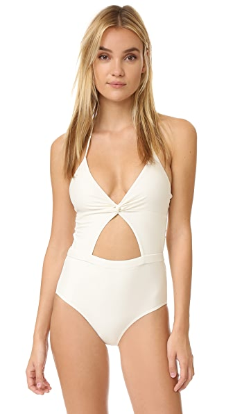 6 Shore Road by Pooja Divine One Piece Swimsuit