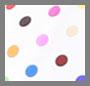 Multi Polka Dot