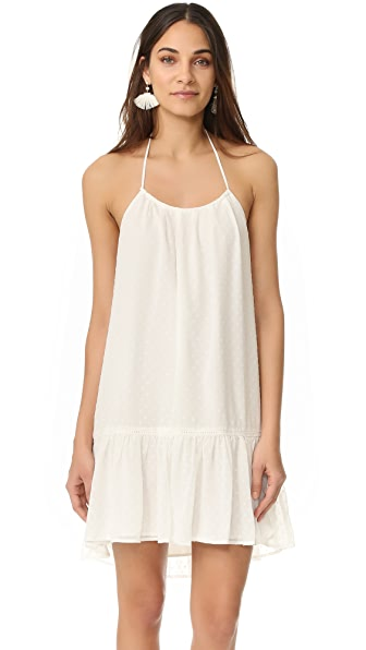 6 Shore Road Caribe Cover Up - Moonlight White