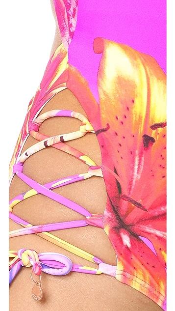6 Shore Road Flower Girls Swimsuit