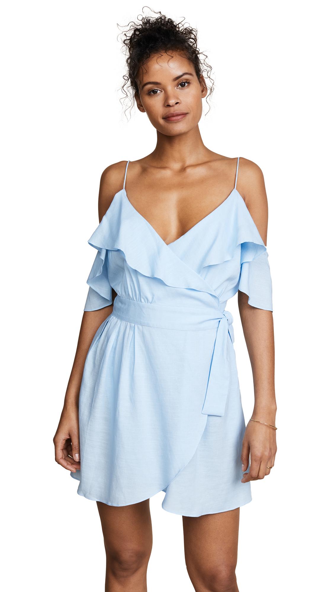 6 Shore Road Sunday's Linen Dress