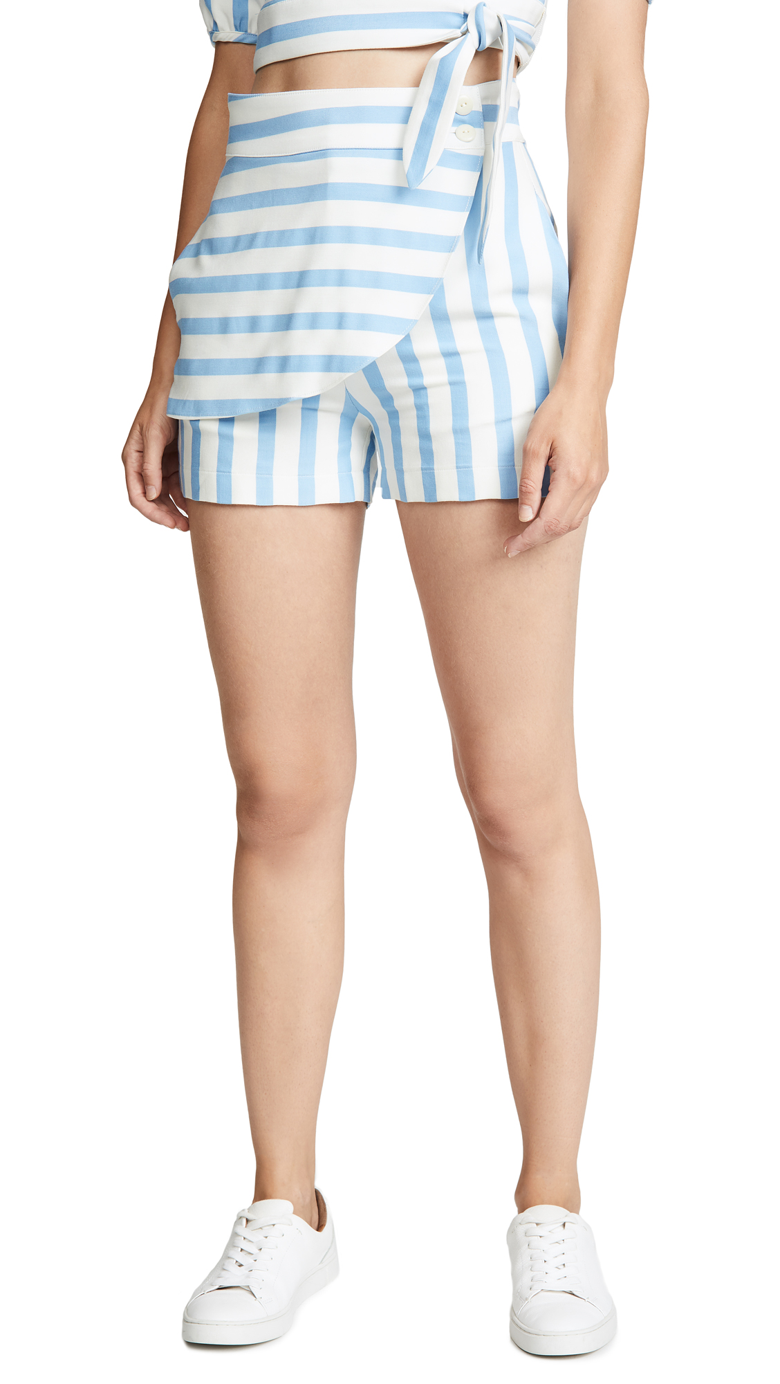 6 Shore Road Maritime Shorts In Pool Party Stripe