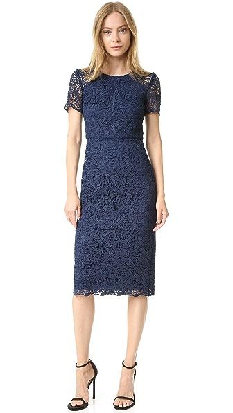 Shoshanna Beaux Lace Dress