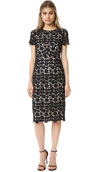 Shoshanna Beaux Lace Dress