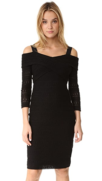Shoshanna Renee Lace Dress