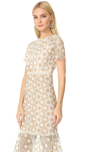 Shoshanna Octavia Dress