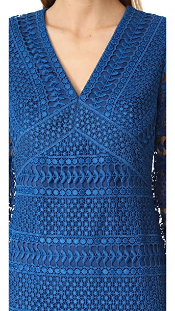 Shoshanna Sacramento Dress