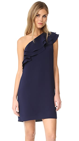 Shoshanna Bond Dress - Navy