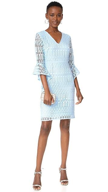 Shoshanna Ladera Dress