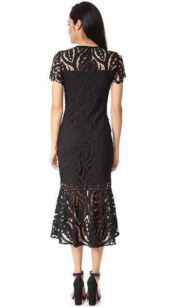 Shoshanna Mulholland Dress