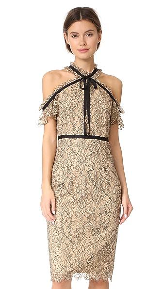 Shoshanna Aleah Midi Dress