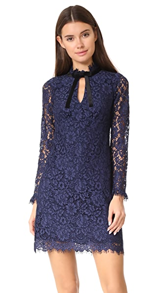 Shoshanna Rosenhaugh Dress - Navy