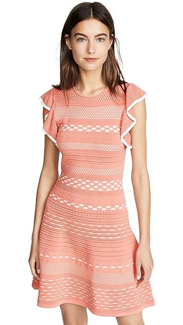 Photo of  Shoshanna Nunzia Dress - shop Shoshanna dresses online sales