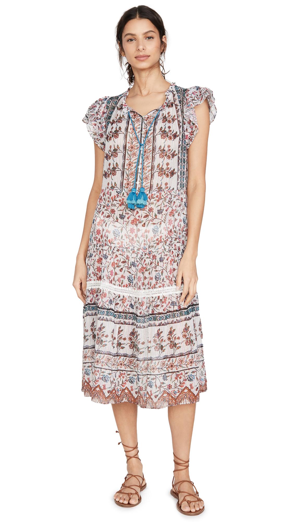 Buy Shoshanna online - photo of Shoshanna Swing Midi Dress