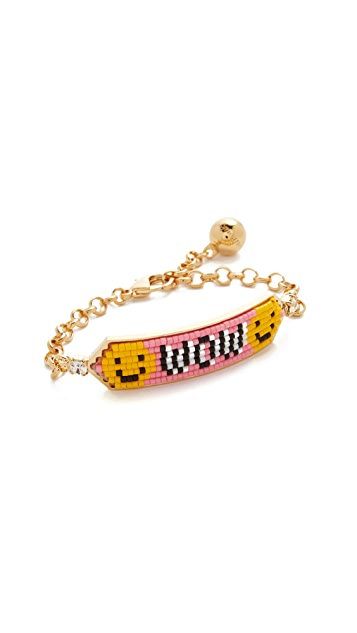 Shourouk Moodz Wow Bracelet