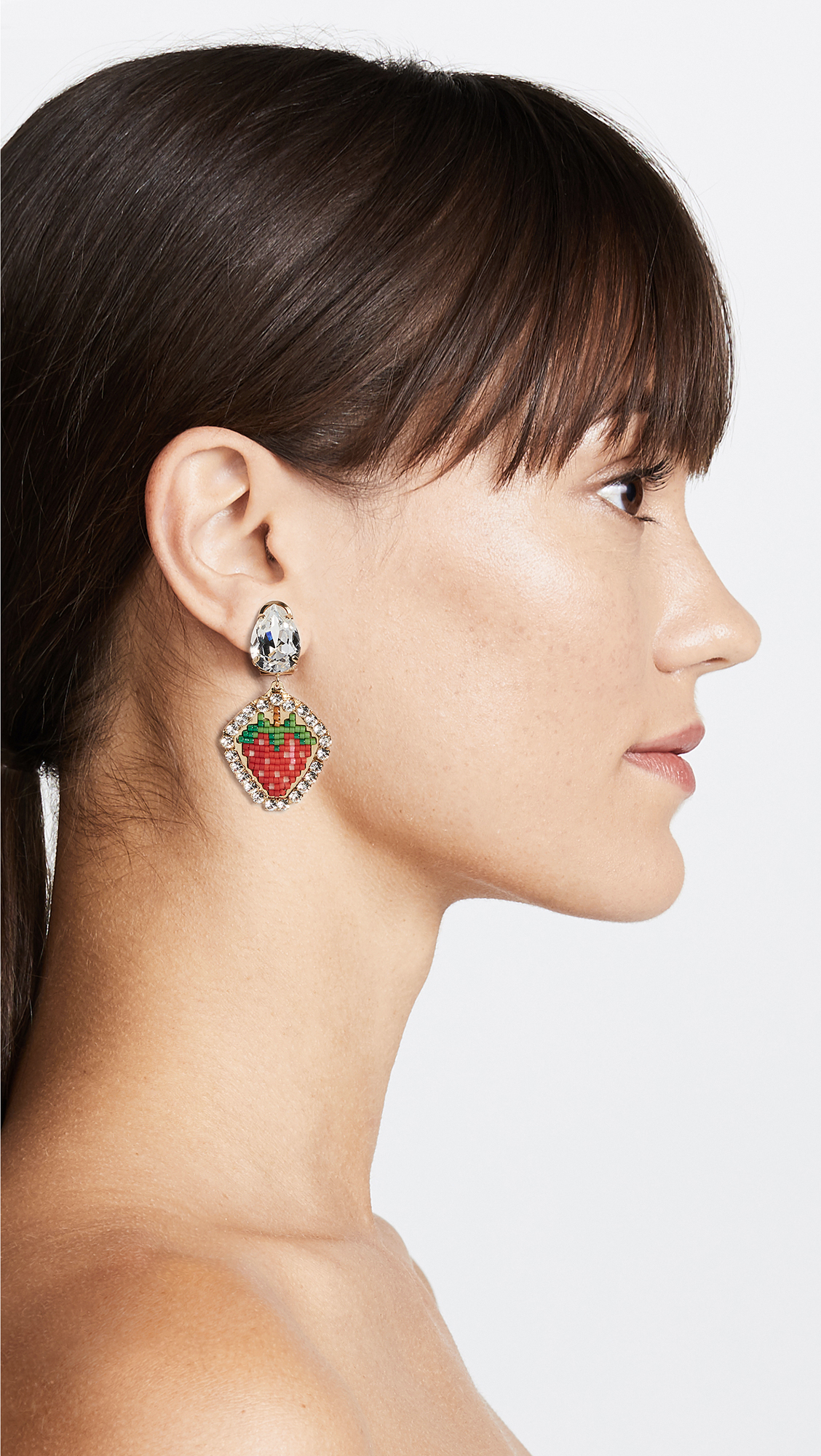 Shourouk Lolita Earrings Q98jrgFIyJ