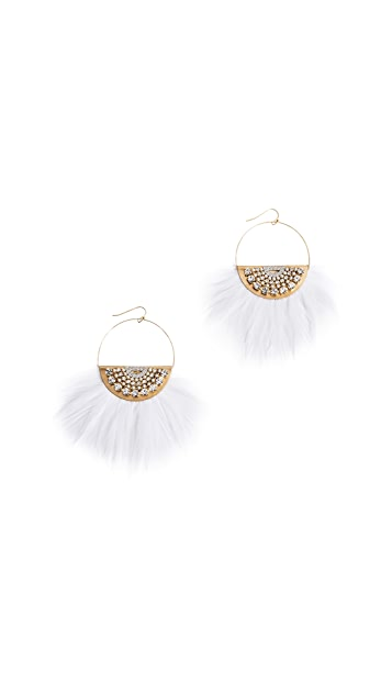 Sandy Hyun Jessica Earrings