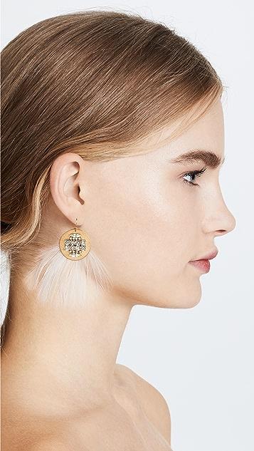 Sandy Hyun Jen Earrings