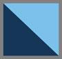 дымчатый голубой