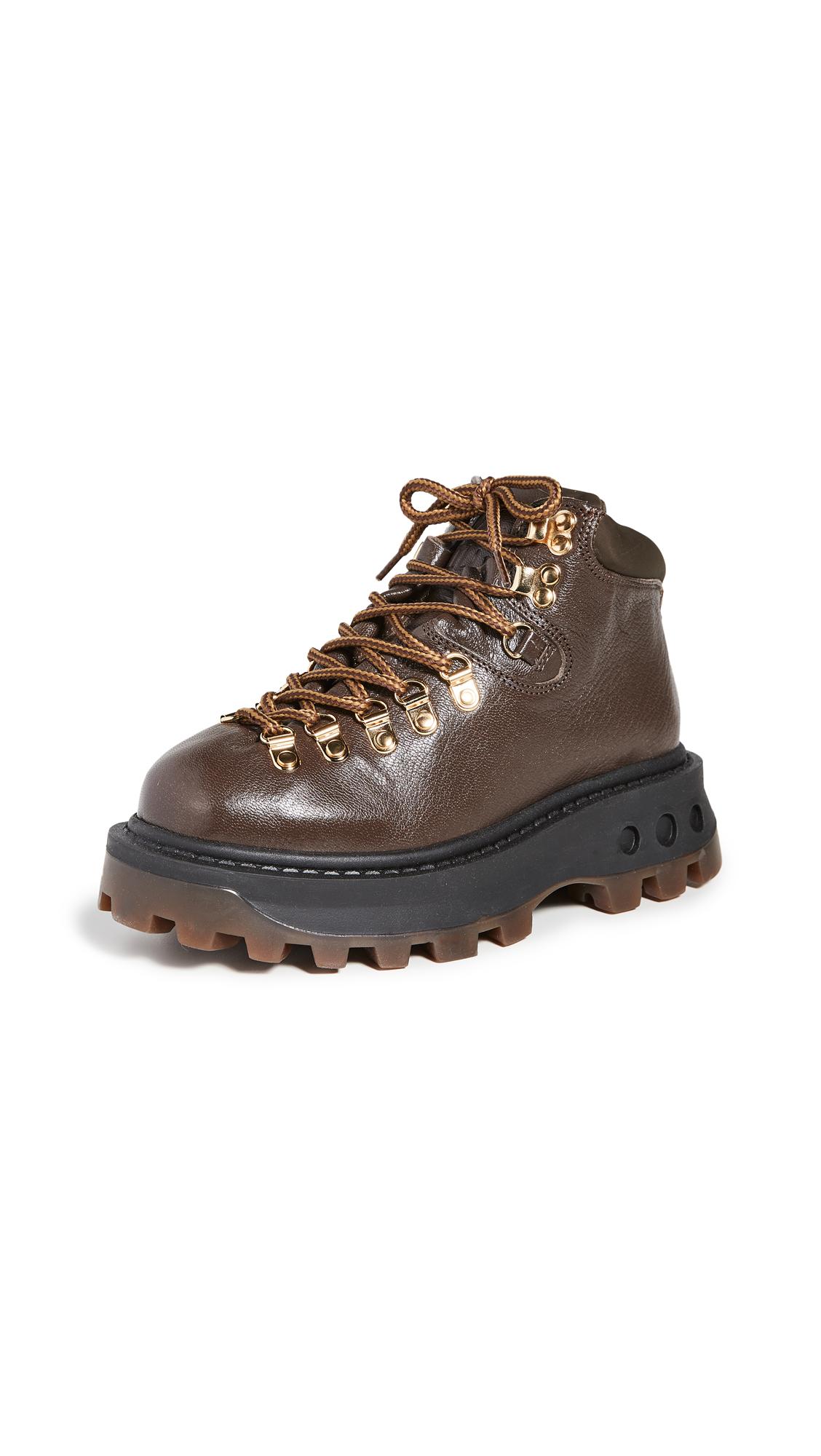 Buy Simon Miller online - photo of Simon Miller High Tracker Boots