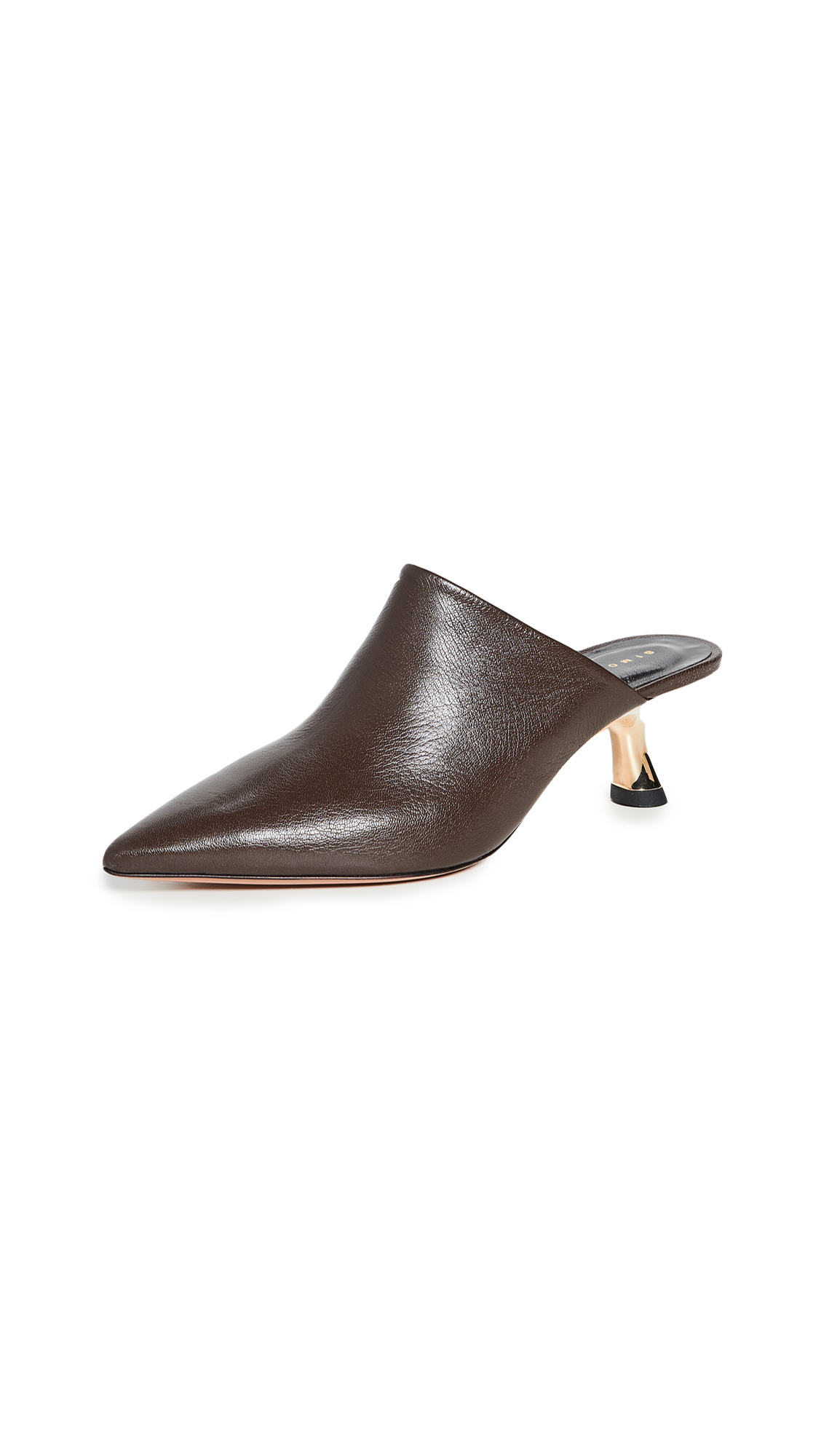 Simon Miller Kicker Tee Heel Mules - 50% Off Sale