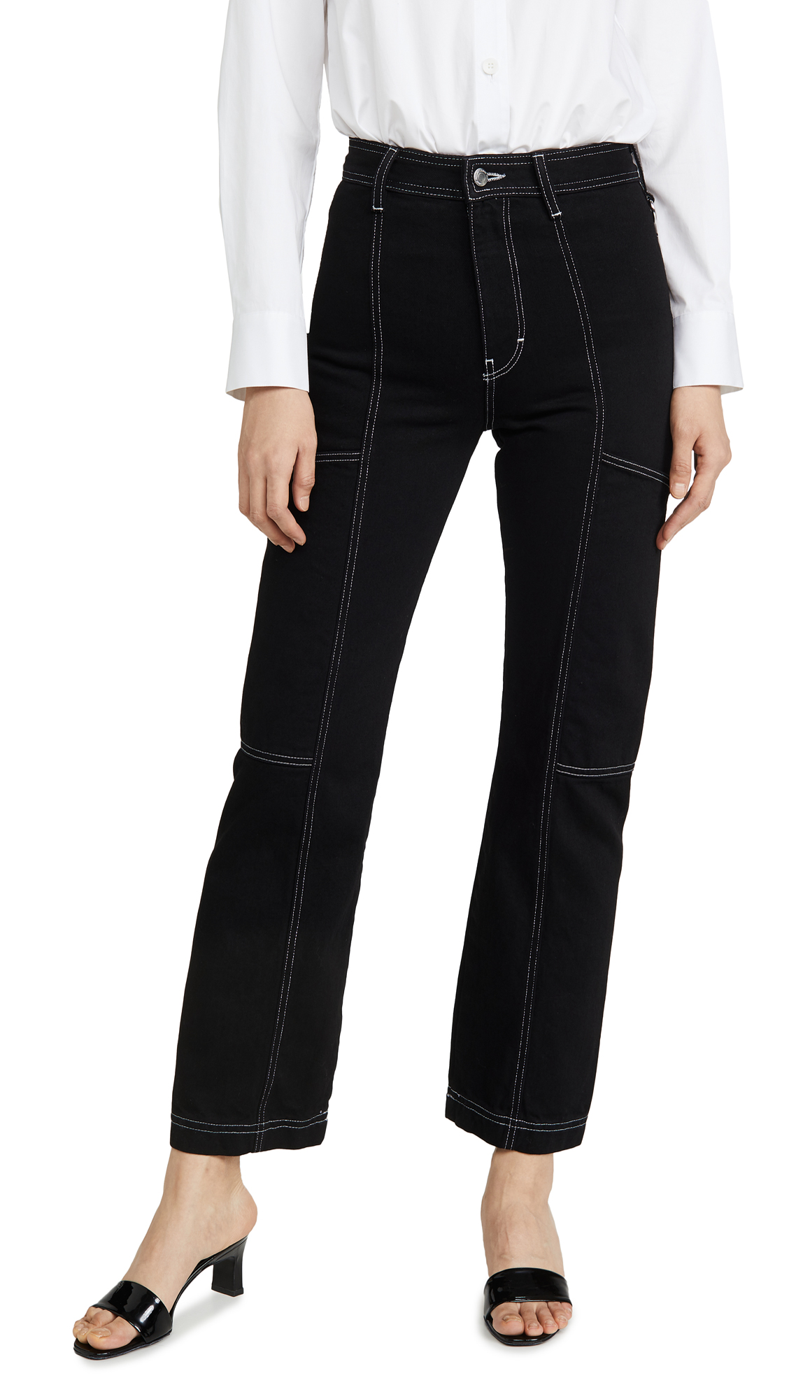 Buy Simon Miller online - photo of Simon Miller Cargo Trousers