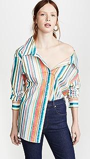 Simon Miller Tabor 女式衬衫