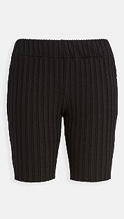 Simon Miller Burr Bike Shorts
