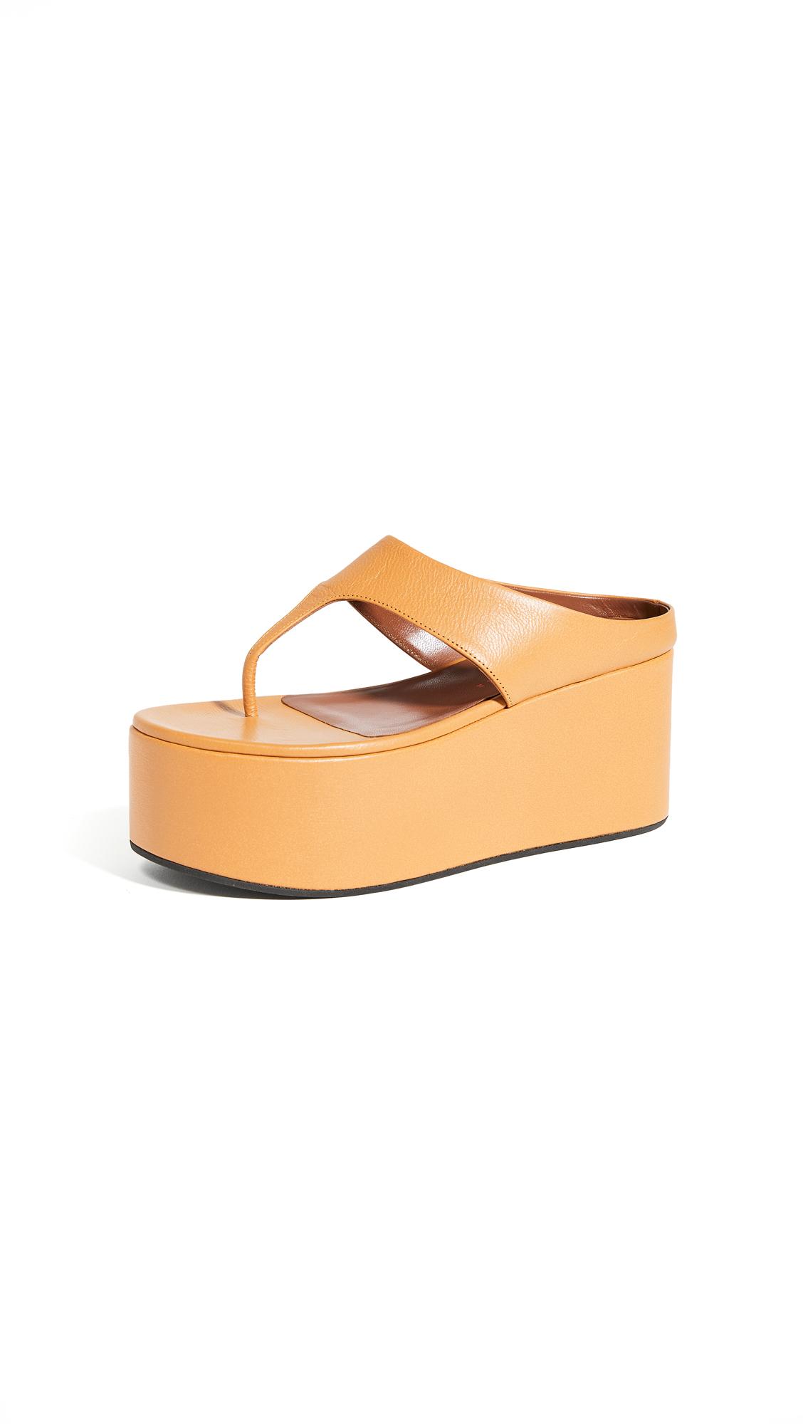 Buy Simon Miller Coaster Thong Sandals online, shop Simon Miller