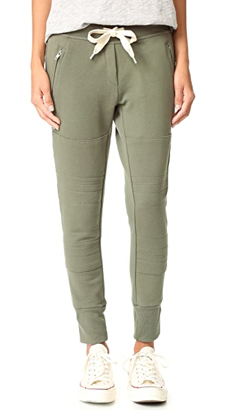 Sincerely Jules Lux Joggers - Olive