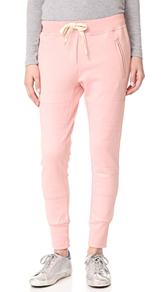 Sincerely Jules Lux Joggers - Rose