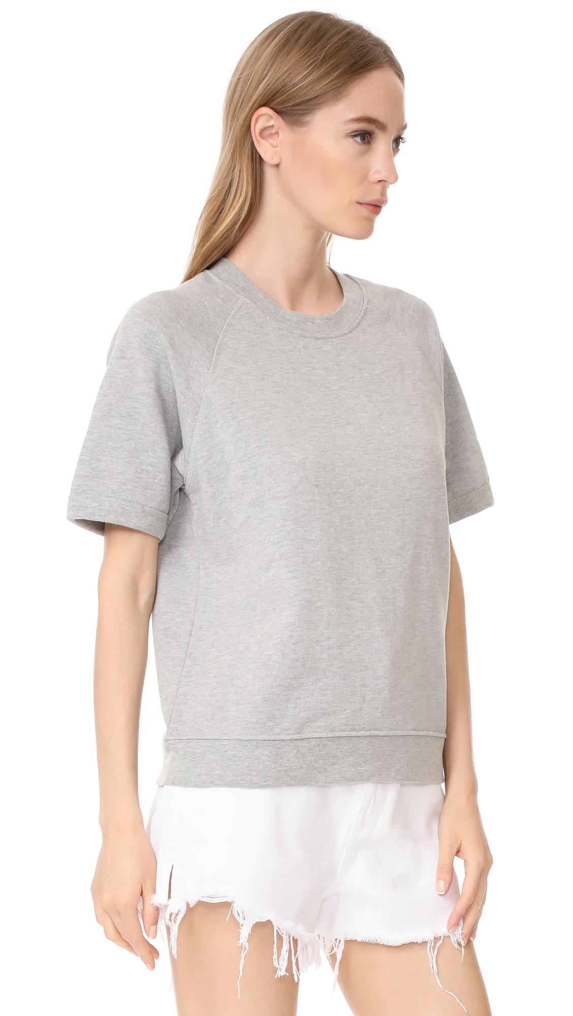 3be33728ddd45 Sincerely Jules Cara Short Sleeve Sweatshirt | SHOPBOP