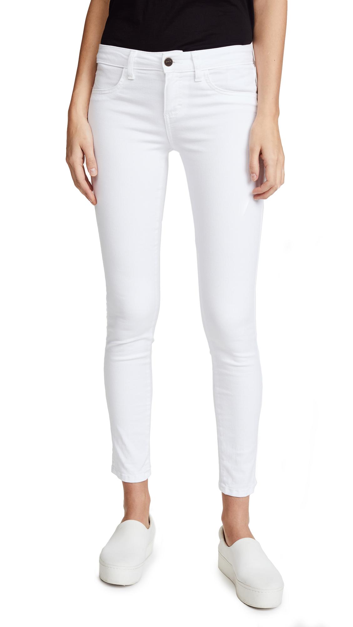 Hannah Slim Crop Jeans