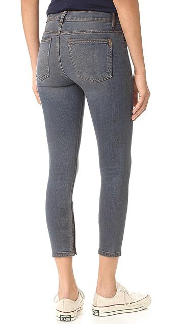 Siwy Iman Seamless Ankle Zip Skinny Jeans