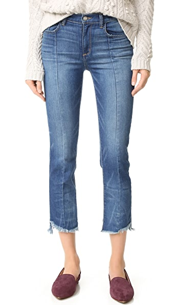 Siwy Becca High Waist Slim Straight Jeans