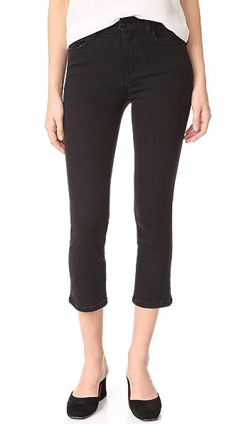 Jackie Slim Straight Jeans