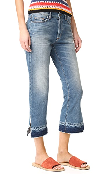 Siwy Jane B Crop Straight Jeans - One More Change