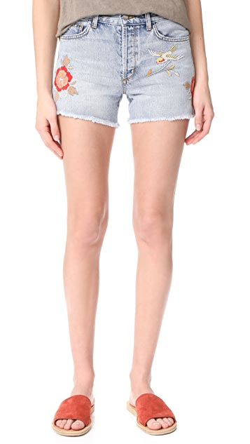 Siwy Avery Denim Boy Shorts