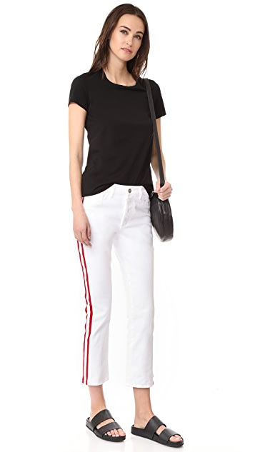 Siwy Anita Lane Crop Straight Jeans