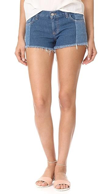 Siwy Liliana Paneled Shorts