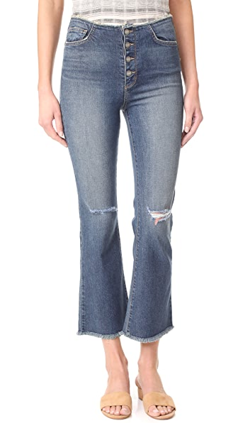 Siwy Thelma High Waist Flare Jeans - Rude Mood