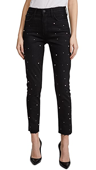 Siwy Jane B Retro Crop Straight Jeans In Starboy