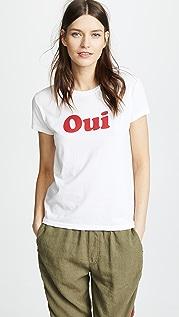 Siwy Oui T 恤