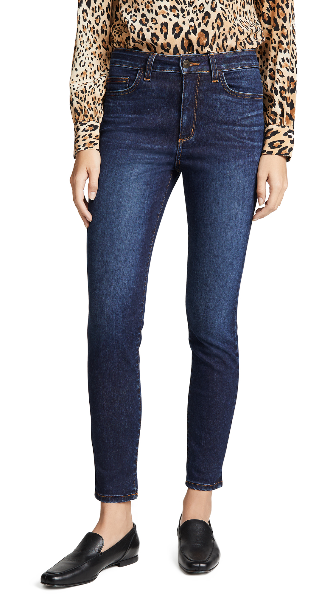 Siwy Sofi Highrise Skinny Jeans In Without My Love