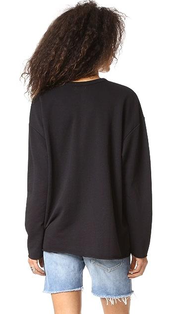 6397 Star Rolled Sweatshirt