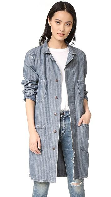 6397 Herringbone Work Coat