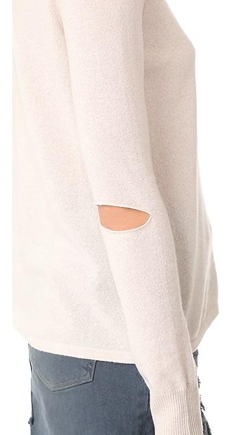 6397 Slash Cashmere Sweater