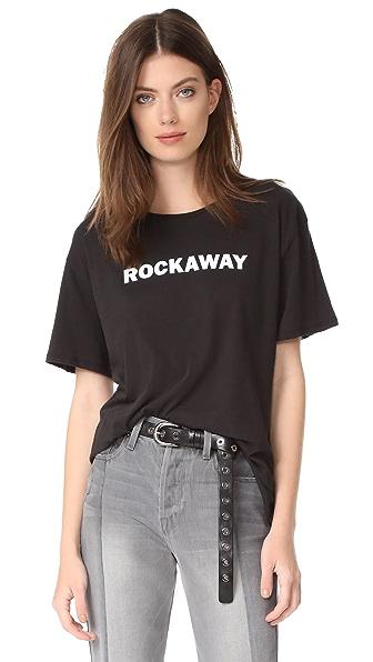 6397 Rockaway Tee - Black